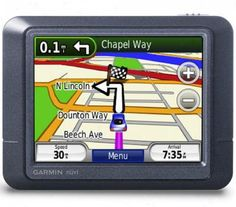 """(CLICK IMAGE TWICE FOR DETAILS AND PRICING) Garmin Nuvi 255-R 010-00717-20. """"Garmin Nuvi 255 Refurbished Includes One Year Warranty Replaced by Nuvi 1100, Product  010-00717-20 The Garmin nuvi 255 allows the driver to navigate with ease, never having to worry about getting lost or being last to an i.. . See More Automotive at http://www.ourgreatshop.com/Automotive-C478.aspx"""