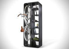 More Than A Simple Bike Rack – 8 Multifunctional Designs