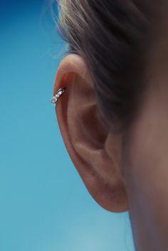 SP Gioelli helix earring | Blog Dandynha Barbosa