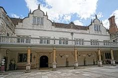 Interior courtyard at Knole House
