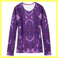 Athleta Purple Paisley Sierra Nevada Midweight Thermal Long Sleeve. Free shipping and guaranteed authenticity on Athleta Purple Paisley Sierra Nevada Midweight Thermal Long Sleeve at Tradesy. Excellent Pre-owned Condition $69 Athleta 'Sierra ...