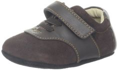 See Kai Run Lucas Saddle Shoe (Infant),Brown,12-18 Months M US Infant. Saddle oxford details add charm to this stylish early walker from See Kai Run. Variation Attributes: Size - 12 18 Months M US Infant. Contrast stitching details. Hook-and-loop closure.