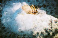 Ann He #white #dress