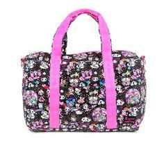 tokidoki x Hello Kitty Overnight Bag: Cosmic