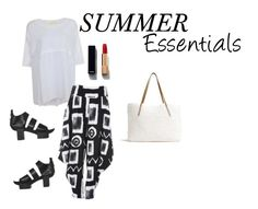 SUMMER ESSENTIALS by idaretobe on Polyvore featuring Trippen, G.H. Bass & Co. and Chanel