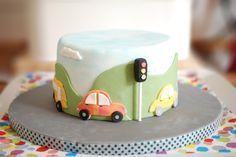Kuchen mit autos - Google-Suche