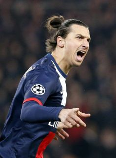 Zlatan Ibrahimovic. #zlatan #Ibrahimovic