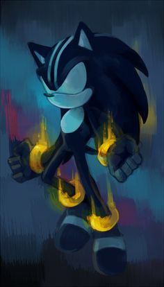 Dark Spine Sonic