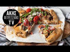 Μεσογειακή Τάρτα Επ. 60 | Kitchen Lab TV | Άκης Πετρετζίκης - YouTube Greek Recipes, Cheesesteak, Ethnic Recipes, Youtube, Food, Essen, Greek Food Recipes, Youtubers, Yemek