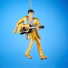 Elvis Presley Christmas Ornament Music Sheet Ball *** Read more at ...