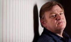 brendan gleeson - great actor.