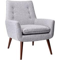 Adrian Chair Light Gray