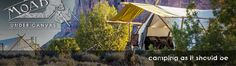 Glamping in Moab - Luxury Tent Accomodation In Moab, Utah