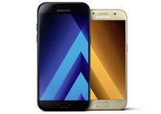 Estos son los precios de los Samsung Galaxy A 2017