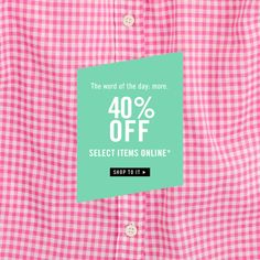 large format animated gif background - JCrew Factory