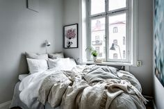 Small cozy bedroom