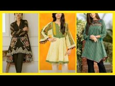 Latest Cotton Kurti Design For Girls - Stylish Kurti Design 2020 - Latest Kurti Design  IMAGES, GIF, ANIMATED GIF, WALLPAPER, STICKER FOR WHATSAPP & FACEBOOK