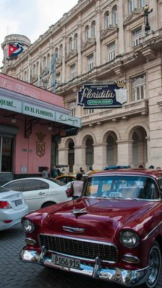 Bar Restaurant Floridita, Old Havana, Cuba