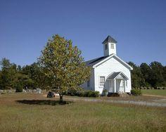 Rural Alabama- Autauga/Elmore County Line near where I grew up.