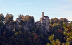 Schloss Lichtenstein - hour from Ludwigsburg, south of Tubingen