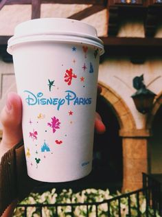 •Disney Starbucks•