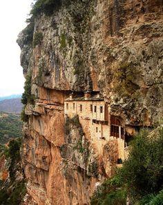 Kipina Monastery, Greece