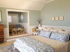 Architect in Fort Myers - Project: Fort Myers Beach Florida - Bedroom