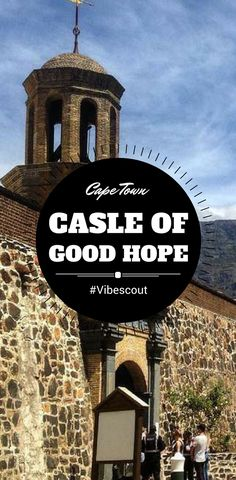 The Casle of Good Hope is the oldest building in Cape Town located in the center of the city. Marble City, Travel Flights, Family Weekend, Cape Town South Africa, Africa Travel, Best Cities, Travel Agency, Day Trip, Travel Photography