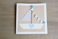 Handmade Birthday Card Greeting Card by HandmadeByCasaluva on Etsy