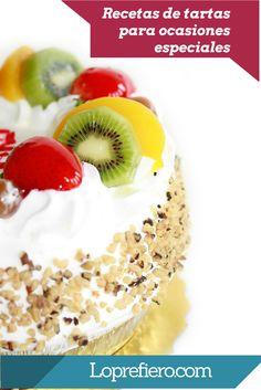 Para los que estáis buscando recetas fáciles de tartas, os recomiendo este post.