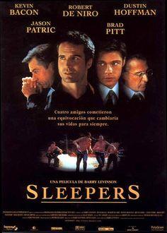 Sleepers [Vídeo] / dirigido por Barry Levinson. - Madrid : Universal Pictures, cop. 2002