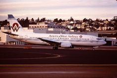 August 1, 1983: America West Airlines begins flying, from Phoenix, Arizona.