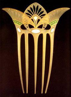 Oksana Tessitelli - Art nouveau. Georges Fouquet Ja Alphonse Mucha.