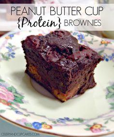 PB brownie TITLE