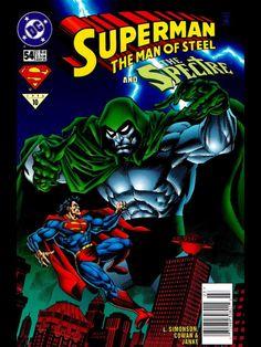 Spectre vs Superman