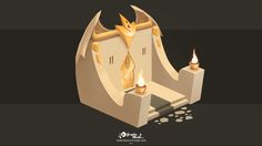 Temple Design, Mobile Game, Game Design, Table Lamp, Watch, Lighting, Check, Youtube, Home Decor