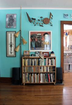 House Tour: A Collector's Retro Home in North Carolina   Apartment Therapy