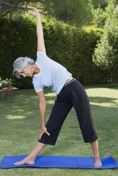 Exercises to Flatten the Stomach for Senior Citizens.  Between the ages of 30 and 80, your muscle strength steadily declines anywhere from 20 to 40 percent,