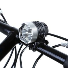 DECAKER 15W 1200Lm 3 LED Bicycle Light Flashlight #CLICK! #clothing, #shoes, #jewelry, #women, #men, #hats