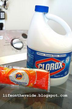 On the V Side: Fresh Laundry 2.0 [Smelly Washing Machine Solution]