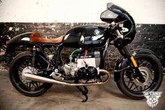 RocketGarage Cafe Racer: BMW R100RS Cafe Racer