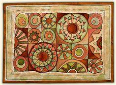 Marianne Burr: Hand Stitched Art - Portfolio 2