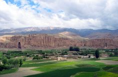Landscape and Archaeological Remains of the Bamiyan Valley.