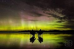 "Tassie had front row seats for last night's Aurora Australis on the South Arm Peninsula thanks to Adam Blackpaw 😆  It was a ""perfrect storm"" aurora with plenty of amazing yellows, pinks, greens, purples and other colours we haven't yet named 😆 Most of it was also visible to the naked eye! Word is stayed tubed for another show tonight 😆  #tasmania #tassie #tassiepics #hobart #hobartandbeyond #instatasmania #tasmaniagram #southarm #aurora #auroraaustralis #discoveraustralia…"