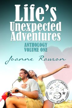 4 romances about love, life and happiness by Joanne Rawson