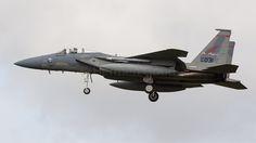 Leeuwarden EHLW 2015 : USAF F-15C 84-0031