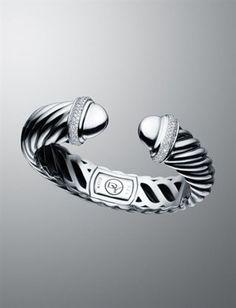 Pave Diamond Waverly Bracelet