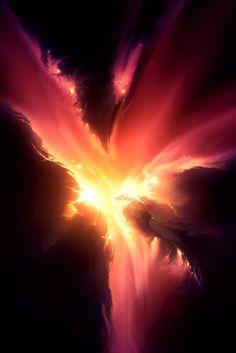 phoenix nebula #beautiful #cosmos #universe #awesome