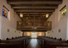 St James in Taos