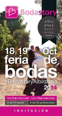 Las Velas de Tu Boda: Feria de Bodas #BodastoryAlbirplaya
